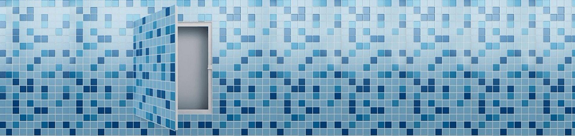 Люки-невидимки под плитку в ванную или туалет